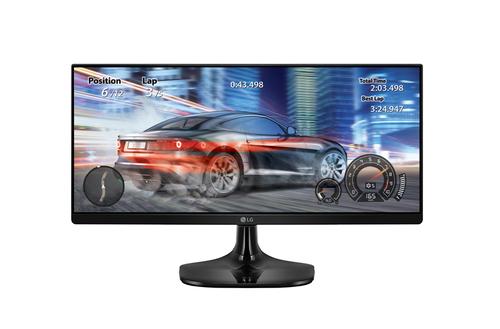LG MONITOR 25UM58 25 LED IPS 21:9 2560X1080 250CDM 5MS HDMI INCLINABILE