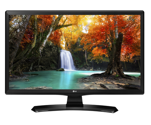 LG MONITOR TV 24 HD READY TIVSAT NERO