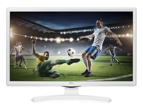 LG MONITOR TV 24 HD READY TVSAT BIANCO