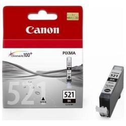 CANON SERBATOIO NERO CLI-521BK (CONTENUTO 9ML) X PIXMA IP4700