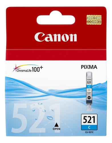 CANON SERBATOIO CIANO CLI-521C PER PIXMA IP4600 - IP4700