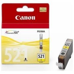CANON SERBATOIO GIALLO CLI-521Y PER  PIXMA IP4600 - IP4700
