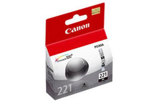 SINOTEX CARTUCCIA CC-221BK_SIN CANON CLI-221BK NERO PER IP3600/IP4600/IP4700,MP550/MP560/MP620/MP630/MP640/MP860/MP980/MP990