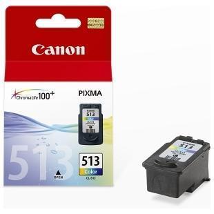 CANON CARTUCCIA A COLORE 13ML PIXMA MP240 MP260 CL-513
