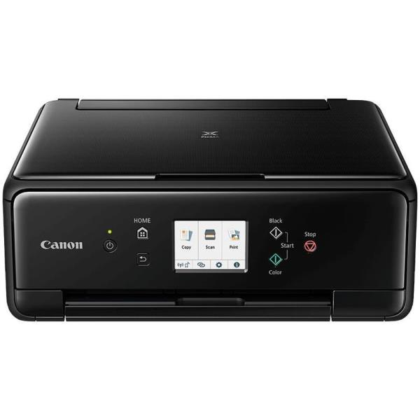 CANON MULTIF. INK PIXMA TS6250 A4 4800X1200DPI USB/WIRELESS STAMPANTE SCANNER COPIATRICE BLACK