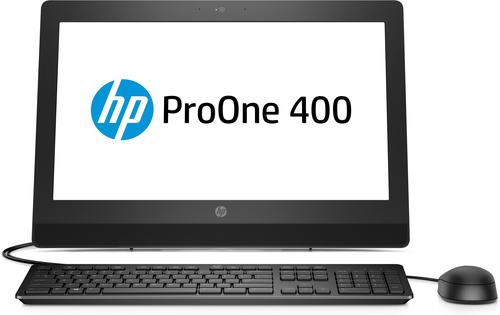 HP PC AIO 400 G3 2KL14EA I3-7100 4GB 500GB 20 DVD-RW FREEDOS