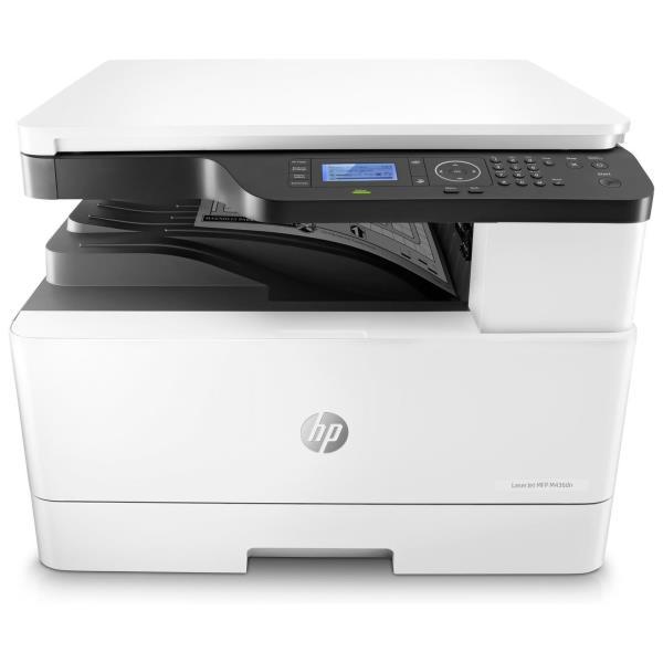 HP MULTIF. LASERJET M436DN B/N A3 12PPM 1200x1200 DPI FRONTE/RETRO USB/ETHERNET STAMPANTE SCANNER COPIATRICE