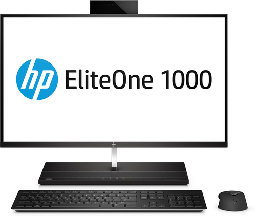 HP PC AIO 1000 G1 I5-7500 8GB 256GB SSD 27 WIN 10 PRO