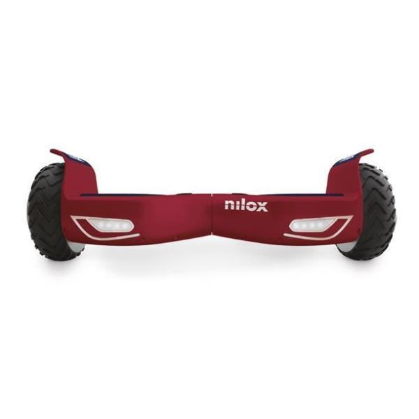NILOX HOVERBOARD DOC 2 RED AND BLUE