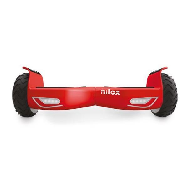 NILOX HOVERBOARD DOC 2 BLACK AND RED