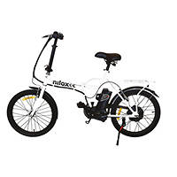 NILOX DOC E-BIKE X1 WHITE