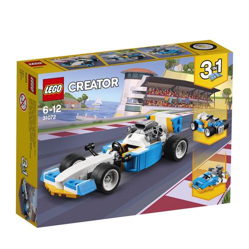 LEGO CREATOR: BOLIDI ESTREMI