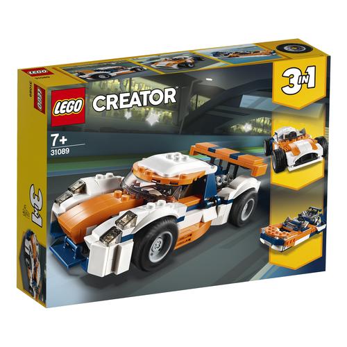 Lego AUTO DA CORSA