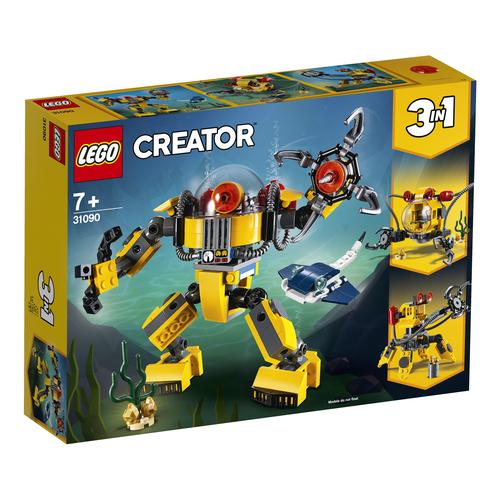LEGO CREATOR: ROBOT SOTTOMARINO