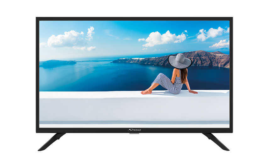 STRONG TV 32 LED HD READY HDMI USB TRIPLO TUNER DVB-T2/C/S2 HOTEL MODE
