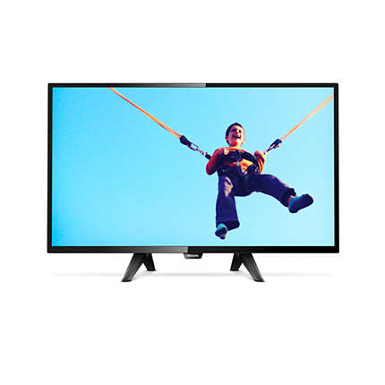 Philips 5300 series TV LED ultra sottile 32PHS5302/12