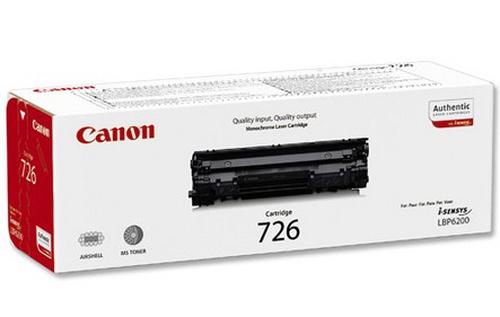 CANON TONER 726 NERO PER LBP6200 2.100 PAGINE