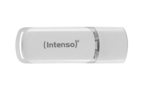 INTENSO PEN DISK 64GB USB 3.1 TYPE C FLASH LINE GREY