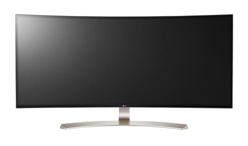 LG MONITOR 38 CURVED LED IPS 21:9 3840X1600 300CDM 5MS HDMI,  DISPLAY PORT, USB-C,  USB SILVER / WHITE MULTIMEDIALE