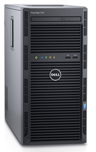 DELL IT/BTP/PE T130/CHASSIS 4 X 3.5 /XEON E3-1220 V6/8GB/1X1TB/DVD         RW/ON-BOARD LOM DP/EMBD SATA/IDRAC8 BAS/3Y BASIC NBD