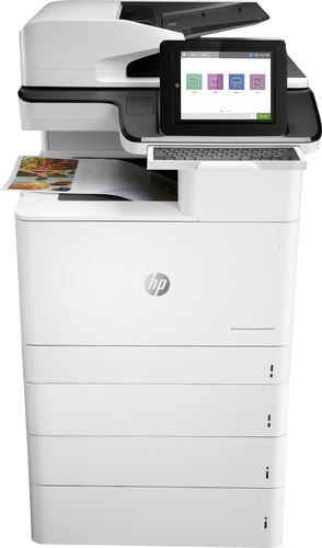 HP MULTIF. LASER JET ENT. M776Z A3 COLORE 46PPM FRONTE/RETRO USB/LAN/WIFI 3IN1