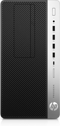 HP PC PRODESK 600 G4 I5-8500 8GB 1TB DVD-RW WIN 10 PRO
