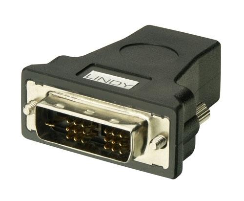 LINDY ADATTATORE HDMI/DVI-D, F/M