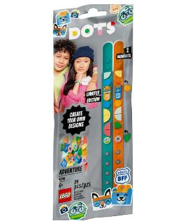 LEGO DOTS - BRACCIALETTI ADVENTURE