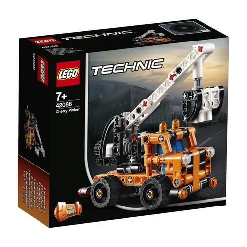 LEGO TECHNIC: GRU A CESTELLO