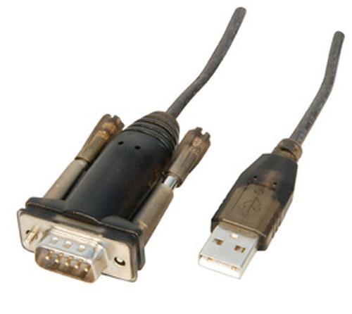 LINDY ADATTATORE USB 2.0/SERIALE