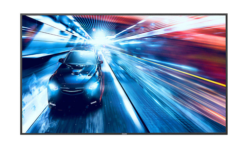 PHILIPS MONITOR LFD 42,5 LED Q-LINE 16:9 350CD/M 6,5 MS FHD, ANDROID CMND, DVI/2*HDMI ETHERNET MULTIMEDIALE - 3 ANNI GARANZIA
