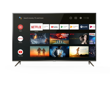 TCL SMART TV 43 4K UHD ULTRA SOTTILE CON HDR E ANDROID TV