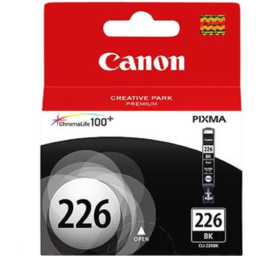 SINOTEX CARTUCCIA CC-226BK_SIN CANON CLI-226BK NERO PER MG8120/MG6120/MG5220/MG5120/IP4820/MX882/IX6520/MG5210/IP4810