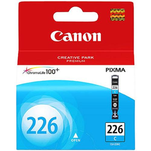 SINOTEX CARTUCCIA CC-226C_SIN CANON CLI-226C CIANO PER MG8120/MG6120/MG5220/MG5120/IP4820/MX882/IX6520/MG5210/IP4810