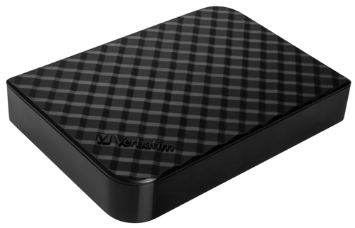 VERBATIM HDD EXT STORE N SAVE 3TB 3,5 USB3.0