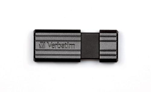VERBATIM PEN DISK 4GB USB2.0 BLACK