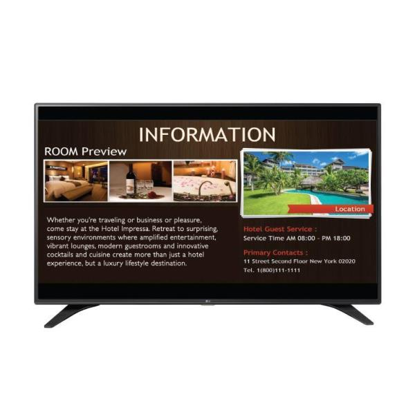 LG 49LW540S HOTEL TV 49 FULL HD
