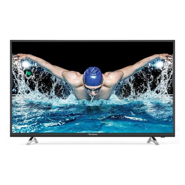 STRONG TV 49 LED 4K ULTRA HD HDR 10 SMART WIFI NETFLIX YOUTUBE DVB-T2/C/S2 TRIPLO TUNER  HOTEL MODE