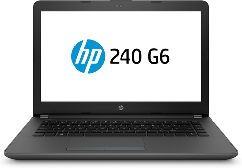 HP NB 240 G6 I3-7020 4GB 500GB 14 DVD-RW WIN 10 HOME