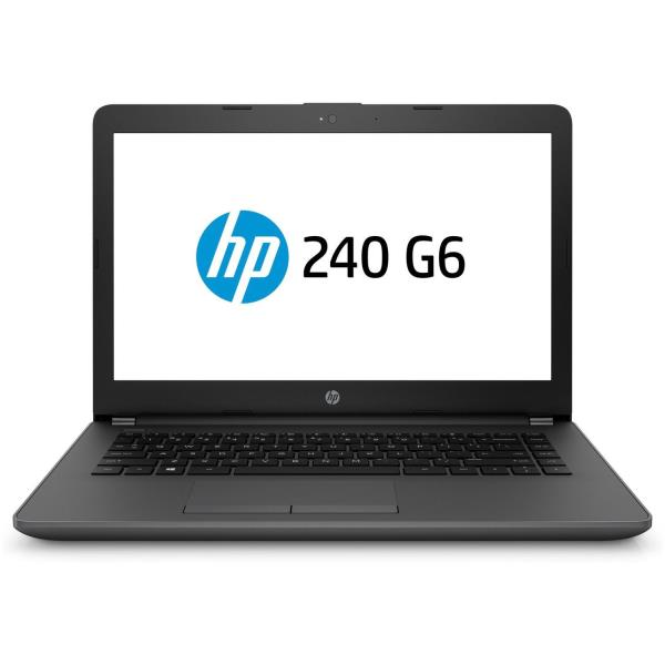 HP NB 240 G6 I3-7020 4GB 500GB 14 DVD-RW WIN 10 HOME