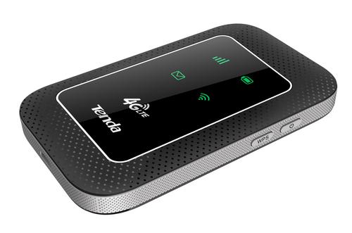 TENDA TENDA ROUTER 3G/4G LTE/WCDMA/GSM, BATTERIA 2100 mAh, 2FF SLOT PER SIM