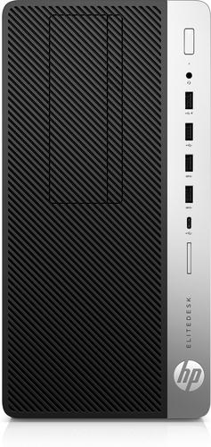 HP PC ELITEDESK 705 G4 RYZEN 7 PRO 2700 8GB 256GB DVD-RW WIN 10 PRO