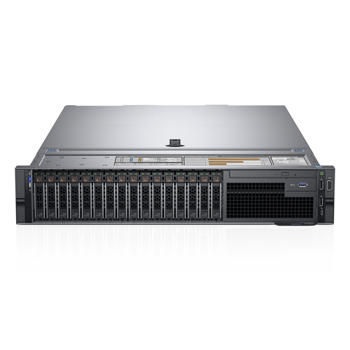 DELL TECHNOLOGIES DELL R740   4214R   32GB   480SSD SSD  H730P RAID CONTROLLER   3YR NBD