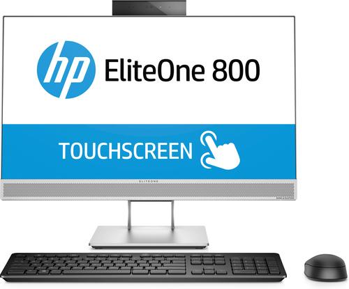 HP PC AIO ELITEONE 800 G4 I7-8700 8GB 512GB SSD 23,8 WIN 10 PRO