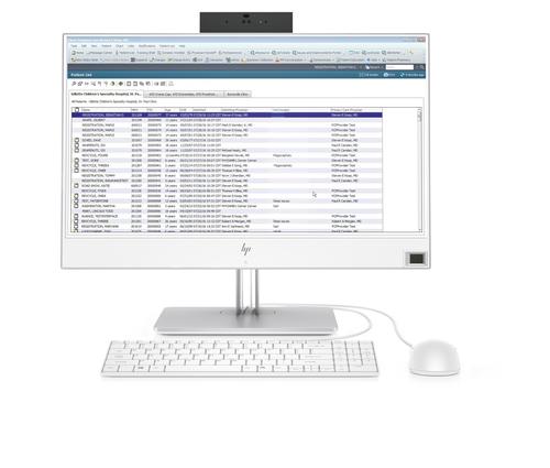 HP PC AIO ELITEONE 800 G4 I5-8500 8GB 256GB SSD 23,8 WIN 10 PRO GARANZIA (3-3-3) HEALTHCARE EDITION SANIFICABILE CERTIFICATO