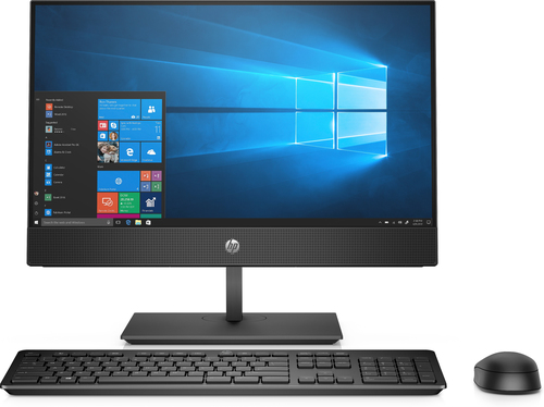 HP PC AIO PROONE 600 G4 I5-8500 8GB 256GB SSD 21,5 TOUCH DVD-RW WIN 10 PRO