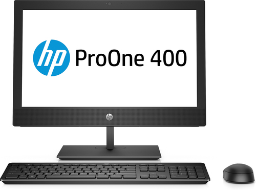 HP PC AIO 400 G4 I5-8500 8GB 256GB SSD 20 NO TOUCH DVD-RW WIN 10 PRO