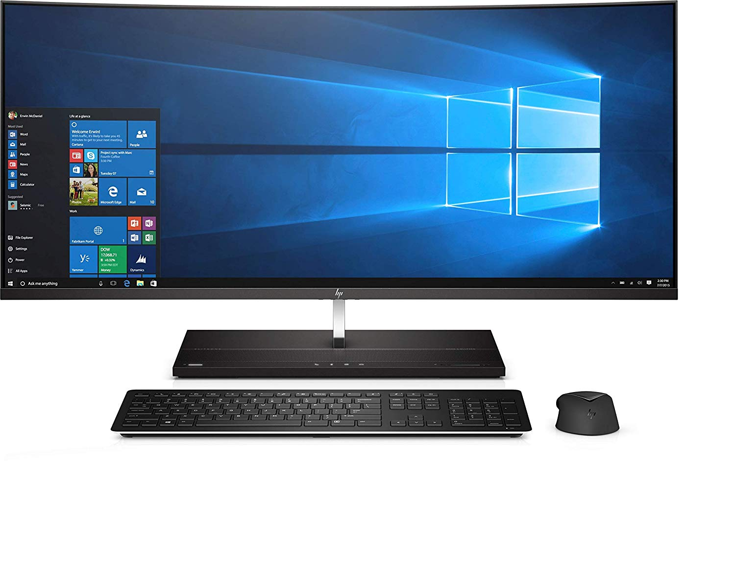 HP PC AIO ELITEONE 1000 G2 I7-8700 16GB 512GB SSD 34 WIN 10 PRO