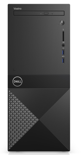 DELL PC VOSTRO 3670 MT I3-8100 4GB 1000GB DVD-RW WIN 10 HOME