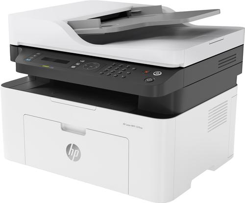 HP MULTIF. LASER JET MFP 137FNW B/N A4 18PPM USB/LAN/WIFI 4IN1